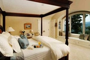 1806 Auborn Trivette Road Sugar Grove Master Bedroom View