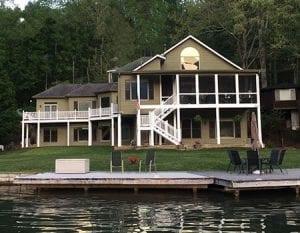 2385 Buffalo Shoals Lakefront