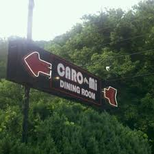 Caro Mi Dining Room Sign