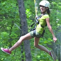 Canopy Ridge Farm Zip Line, Tubing, Kayaking