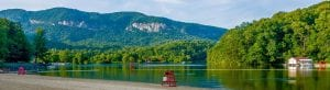 Chimney Rock and Lake Lure