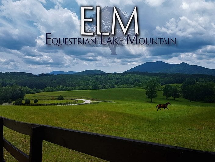 Equestrian Lake Mountain
