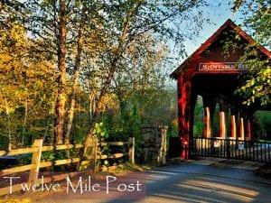 Twelve Mile Post
