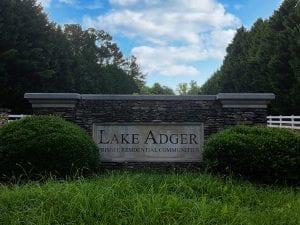 Lake Adger