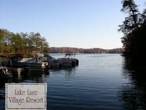 Lake Lure Village Resort