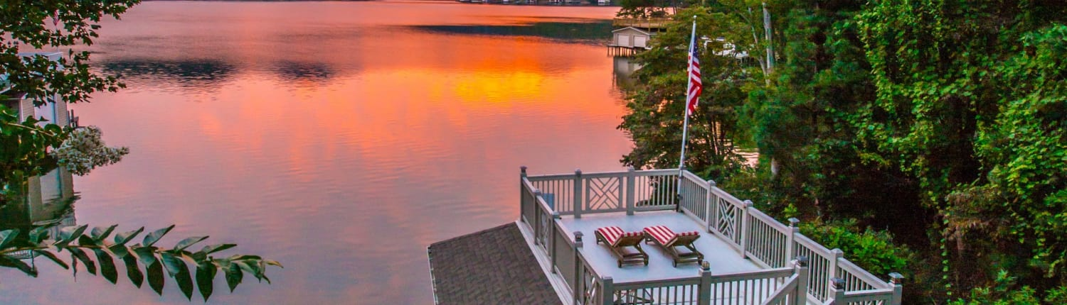 Lakefront Vacation Rentals